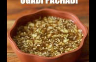 Ugadi pachadi – How to make ugadi pachadi for ugadi festival