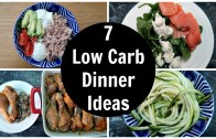 7 Low Carb Dinner Ideas – A Week Of Easy Keto Diet Dinner Recipes