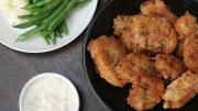 Chicken Fried Steak Bites