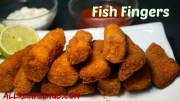 Fish Fingers – Finger Fish Fry – How to make Fish Fingers