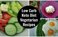 Full Day Of Low Carb Keto Vegetarian Recipes & Meals – What I Eat In A Day