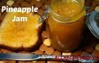 Homemade Pineapple Jam Recipe – How to Make Pineapple Jam at Home