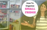 How To Organize a Fridge – Ideas To Organize Small Fridge
