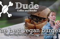 Veg in a Veg in a Veg Burger – The best vegan burger