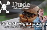 Veg in a Veg in a Veg Burger – The best vegan burger