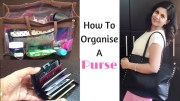 How To Organize Your Purse – Handbag Organization