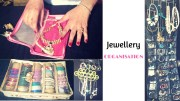 Jewellery Organisation Ideas – Daily Wearing And Traditional Indian Jewellery Organisation