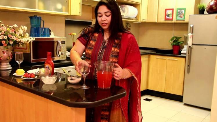 Strawberry Lemonade Recipe – CookeryShow by Ryhana