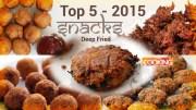 Top 5 Deep Fried Snacks – Home Cooking