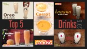 Top 5 Drinks – Ventuno Home Cooking