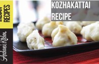 Kozhukattai Recipe – Ukadiche Modak – Indian Mithai Recipes