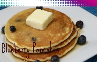 Blueberry Pancakes – Easy Breakfast Recipe