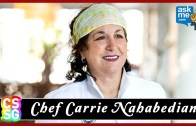 Chef Carrie Nahabedian – Best Chefs in the World – Rocky and Mayur