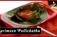 Karimeen Pollichathu – Pearl Spot – Recipe By Chef Vicky Ratnani – Healthy Recipes Indian