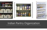 Kitchen Organization Ideas – Indian Pantry Organization