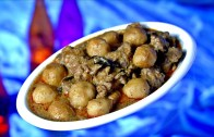 Mutton Curry & Pidi Recipe