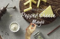 Pepper Cheese Mayo Dip