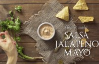 Salsa Jalapeno Mayo Dip