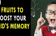 5 Fruits To Boost Your Kid's Memory – Health Sutra – Best Health Tips