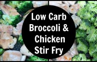 Broccoli & Chicken Stir Fry Recipe – Low Carb, Keto & Paleo Recipes