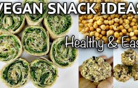 EASY HEALTHY VEGAN SNACK IDEAS ON THE GO – part 2