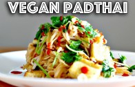 EASY VEGAN PAD THAI RECIPE