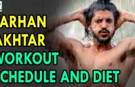 Farhan Akhtar Workout Schedule and Diet – Health Sutra – Best Health Tips