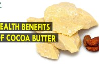 Health Benefits Of Cocoa Butter – Health Sutra – Best Health Tips