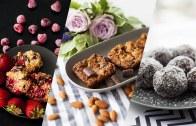 Healthy Sweets Ideas – Snacks -Desserts – Rachel Aust