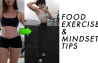 HOW TO GET FIT & HEALTHY – Food + Workouts + Mindset