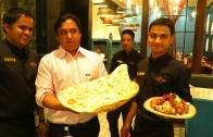 Indian restaurant in Dubai