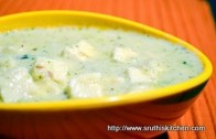Malabari Paneer Recipe – Indian Cottage Cheese in Coconut Gravy