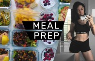 MEAL PREP WITH ME – 7 easy meals!