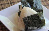 Rice Ball (Onigiri) Recipe – Japanese Cooking 101