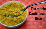 Turmeric Cauliflower Rice Recipe – Low Carb – Keto Diet