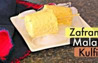 Zafrani Malai Kulfi – Indian Classic Ice cream recipe