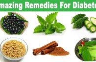 Amazing Home Remedies For Diabetes