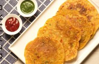 An Easy & Healthy Recipe for Besan Chilla – Tasty Vegetarian Breakfast Recipes