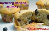 Blueberry Banana muffins – How to make blueberry muffins
