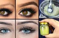 DIY Miracle Serum To Grow Thicker Eyebrows & Eyelashes In 3 Days – Grow Eyebrows Fast