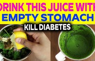 Drink This juice with Empty Stomach And Say Goodbye To Diabetes In Just 7 Days