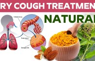 Dry Cough – Cure by Using Natural Remedies