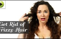 Get Rid of Frizzy Hair