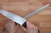 How To Sharpen Dull Knives
