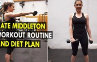 Kate Middleton Workout Routine & Diet Plan – Health Sutra – Best Health Tips