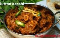 mutton karahi – karahi gosht – restaurant style mutton karahi