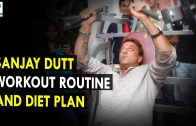 Sanjay Dutt Workout Routine & Diet Plan – Health Sutra – Best Health Tips