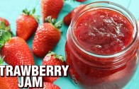 Strawberry Jam Recipe – How To Make Strawberry Jam At Home | Homemade Strawberry Jam Recipe | Varun