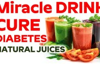 This 5 Amazing Drinks Cure Diabetes In Just 7 Days
