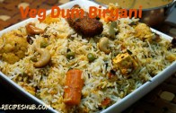 Veg dum biryani – Vegetable Dum Biryani – How to Make Veg Biryani